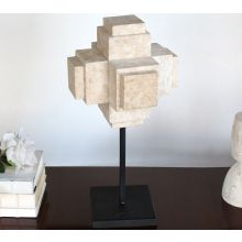 Cubes Figurine - Cleared Décor