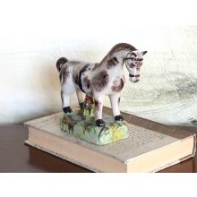 Dappled Horse Figurine