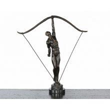 Archer Figurative Sculpture - Cleared Décor
