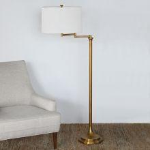 Sofia Swing Arm Floor Lamp