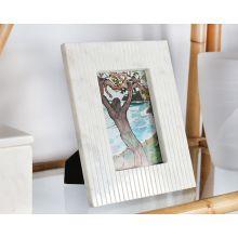 Marble Pinstripe Photo Frame 4W X 6H