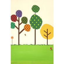 Three Trees Series (Set of 3) 24W x 36H