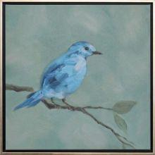 Baby Bird IV 21.5W x 21.5H