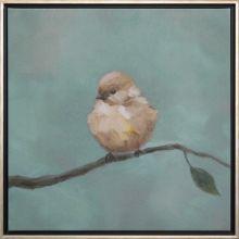 Baby Bird I 21.5W x 21.5H