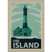 Fire Island 19W x 27H