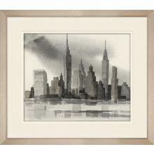 New York City Skyline 33W x 29H