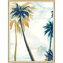 Lido Palms I 24W x 33H