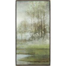 Blurred River III 24W x 46H