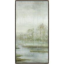 Blurred River II 24W x 46H