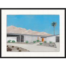 Accent Of Palm Springs 1 25W X 19H