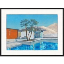 Accent Of Palm Springs 2  25W X 19H