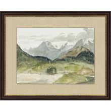 Mountain Trails IV  26W X 21H