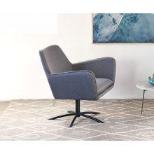 Vanier Swivel Lounge Chair