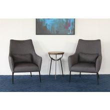 Onyx Modern Wing Chair