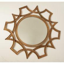 Abberley Malden Gold Mirror