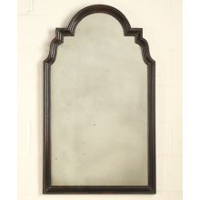 Antique Mahogany Dutch Mirror