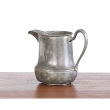 Vintage Pewter Water Pitcher