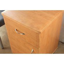 Porter Nightstand in Candlelight Finish
