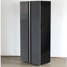 Gray 2-Door 6' Office Cabinet
