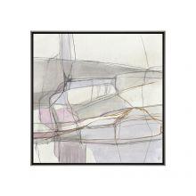 Palette Prose Series III 24W x 24H