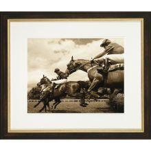 Sepia Jockeys II 28W x 24H