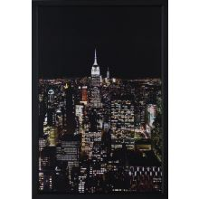 Night in NYC 33W x 48H