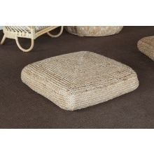 Natural Jute Floor Cushion