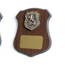 Police Shield Plaque1