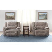 Man Cave Lounge Chair With Two Cup Holders