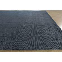 9' x 13' Navy Wool Sisal Rug