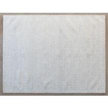 "7' 9"" X 9' 9"" Antique Ivory Wool Pile Rug"