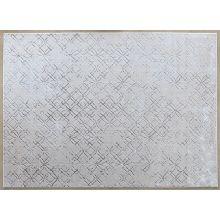 8' X 11' Micah Rug In Beige Silver