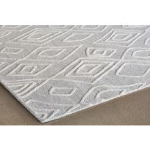 8' X 11' Enzo Rug In Ivory Natural