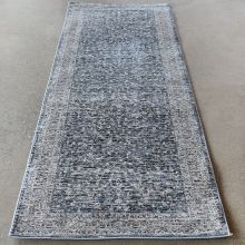 """2'-6"""" X 7'-7"""" Grayson Runner In Charcoal"""