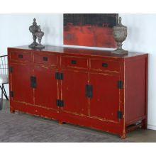 Shanxi Red Sideboard