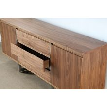 Remi Dining Buffet in Natural Walnut
