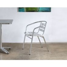 Aluminum Bistro Chair