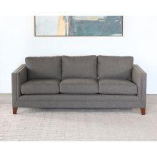Gray Upholstered Sofa