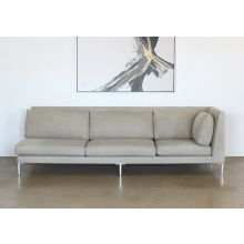 Right Arm Facing Sofa In Fawn
