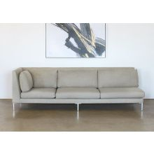 Left Arm Facing Sofa In Fawn