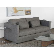 Grey Queen Sleeper Sofa