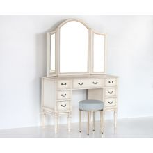 Meredith Vanity in Antique White