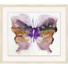Crystalline Butterflies 3 31W x 27H