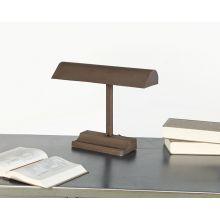 Vintage Cast Iron Fluorescent Desk Lamp