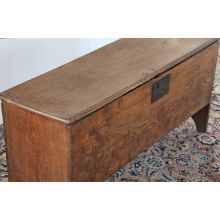 Early English Elm Chest