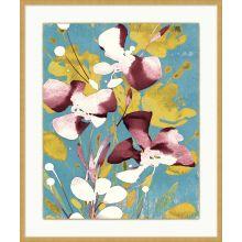Floral Burst 2  31W X 37H