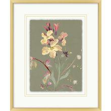 Muted Florals 6  13.82W X 16.82H