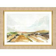 Wine Field I 24W X 18H
